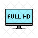 Full Hd Resolution Icon