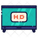 Full Hd Tv Hd Tv Full Hd Icon