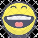 Full laugh Icon