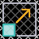 Full Maximize Screen Icon