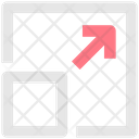 Full Screen Expend Screen Icon