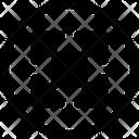 Full Screen Arrow Expand Icon