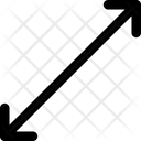 Full Screen Resize Enlarge Icon