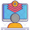 Full Stack Programmer Icon