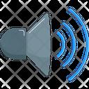 Full Volume Audio Volume Symbol Icon