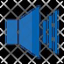 Full Volume Volume High Volume Icon