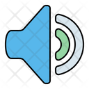 Volume Sound Low Icon