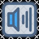 Sound Speaker Volume Icon