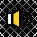 Full Volume Sound Volume Icon