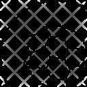 Fullerene Carbon Molecule Icon