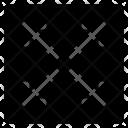 Fullscreen Extend Expand Icon
