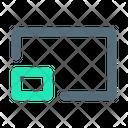 Fullscreen Monitor Zoom Icon