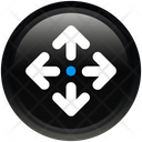 Sign Arrow Expand Icon