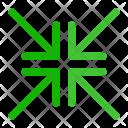 Fullscreen Minimise Icon