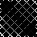Fullscreen arrow Icon