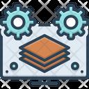 Fullstack Computer Program Icon