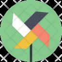 Fun Element Paper Icon