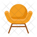 Fun chair Icon