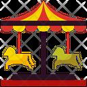 Fun Fair Carnival Event Icon