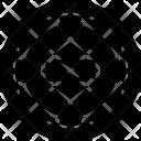 Funfair Coin Blockchain Icon