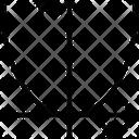 Algebra Function Graph Graph Icon