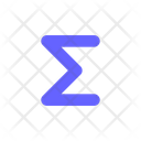 Functions Math Sigma Icon