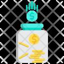 Fund Savings Banking Icon
