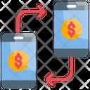 Fund Transfer Finance Icon