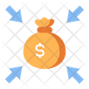 Fund Bag Icon