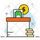 Fund Collection Icon