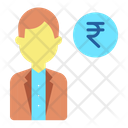 Fund Manager Icon