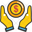 Fundraising Financing Funding Icon