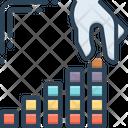 Fundamental Basic Foundation Icon