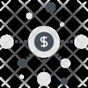 Funding Global Internet Icon