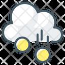 Funding Subsidization Cloud Icon