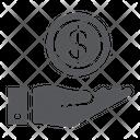Funding Finance Banking Icon