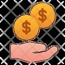 Funding Loan Money Icon