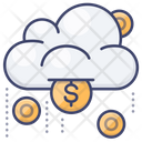 Raise Funds Money Icon