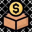 Donation Funding Money Icon