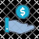 Funding Income Profit Icon