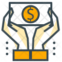Funding Investment Business Icon