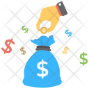 Funding Financial Support Icon