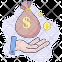 Business Development Funding Icon