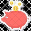Funding Investment Money Icon