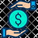Dollar Funding Funding Help Icon