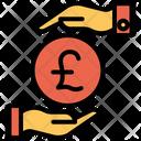 Pound Funding Funding Help Icon