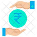 Rupees Funding Funding Help Icon