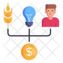 Funding Sources Icon