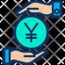 Yen Funding Funding Help Icon
