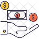 Savings Charity Funds Icon